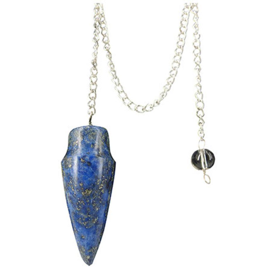 Lapis Lazuli pendel druppel