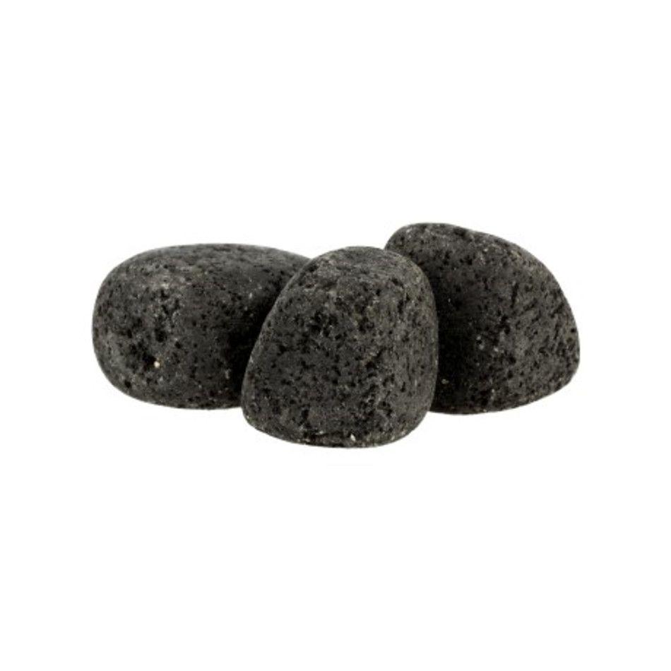Lavasteen trommelstenen (mt3), p/kg