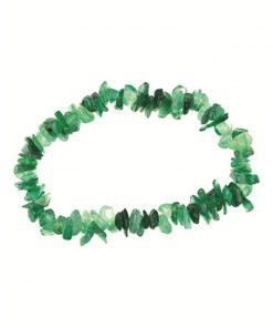 Onyx groen splitarmband