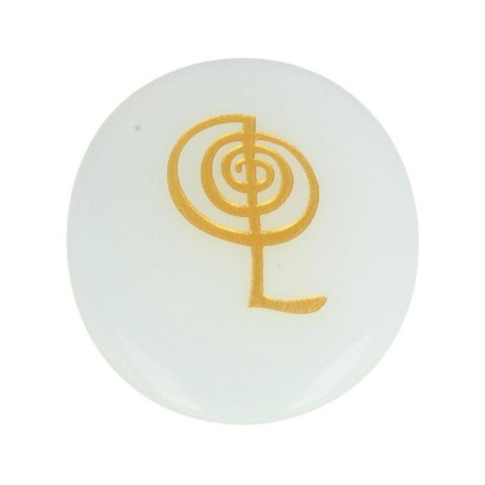 Opaliet Cho-Ku-Rei reiki steen (synth)