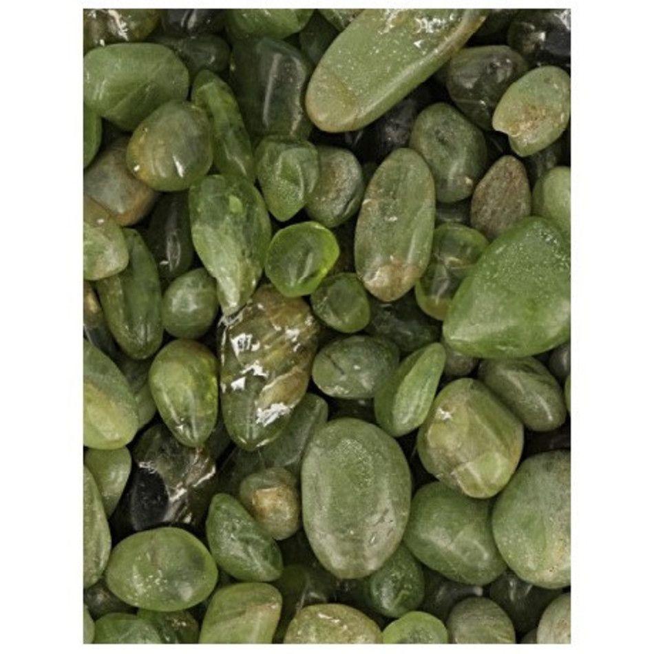 Peridoot 20 gr. trommelstenen (mt1-2)