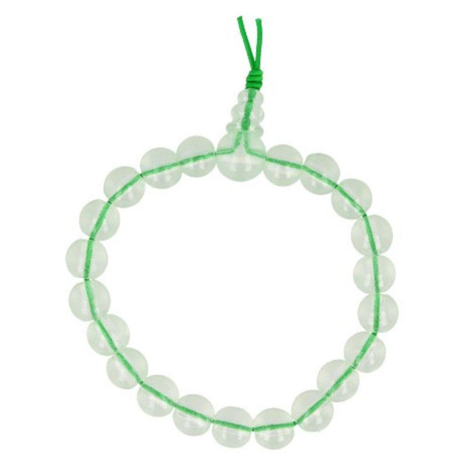 Powerbead groen 8 mm - armband