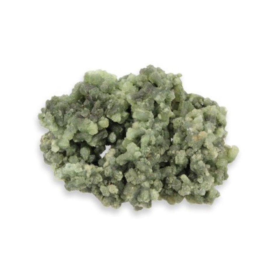 Prehniet druif gekristalliseerd ruw, p/kg