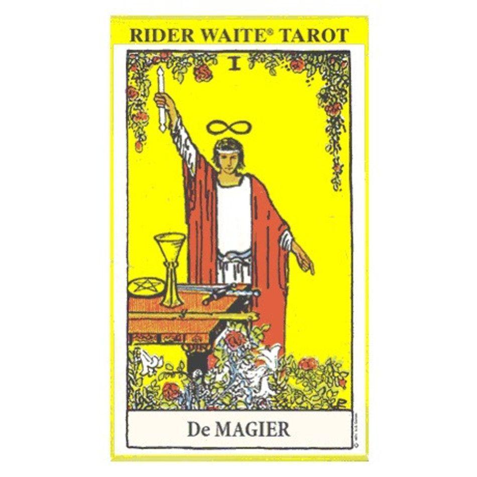 Rider Waite Tarot kaarten pocketformaat