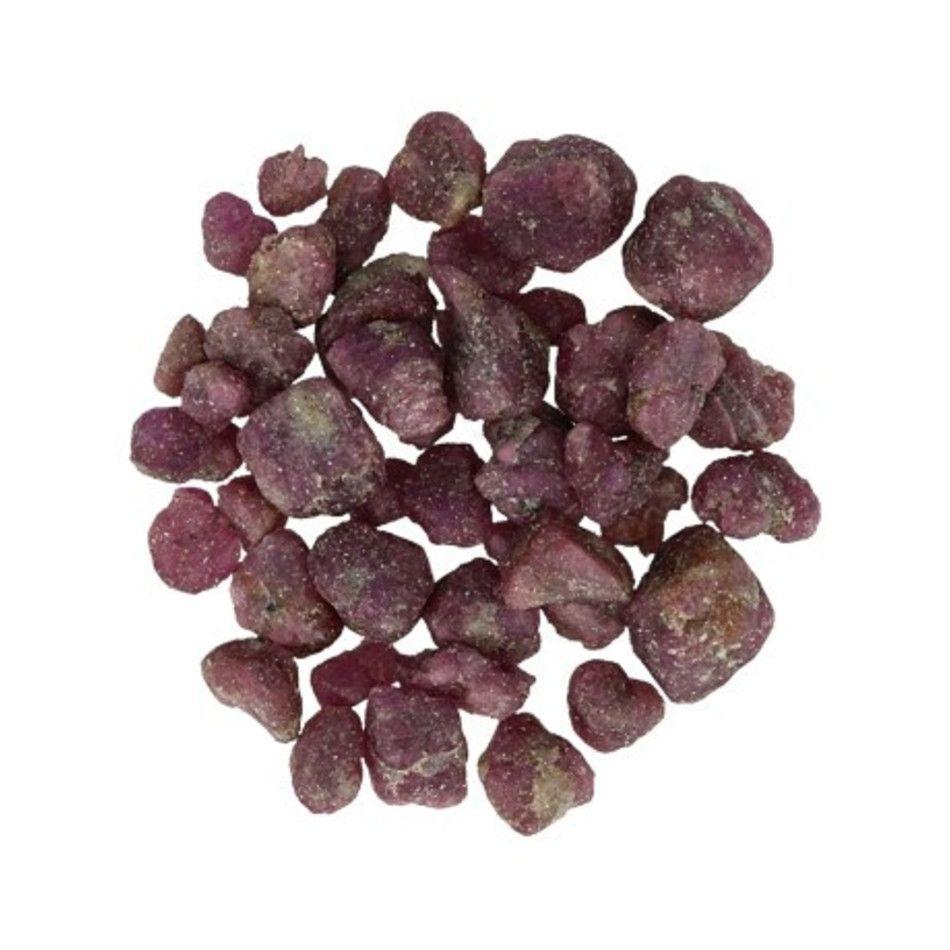 Robijn ruw Kashmere 25 gram