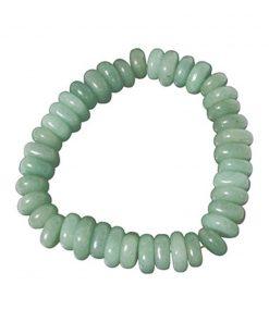 Roundel armband Aventurijn groen