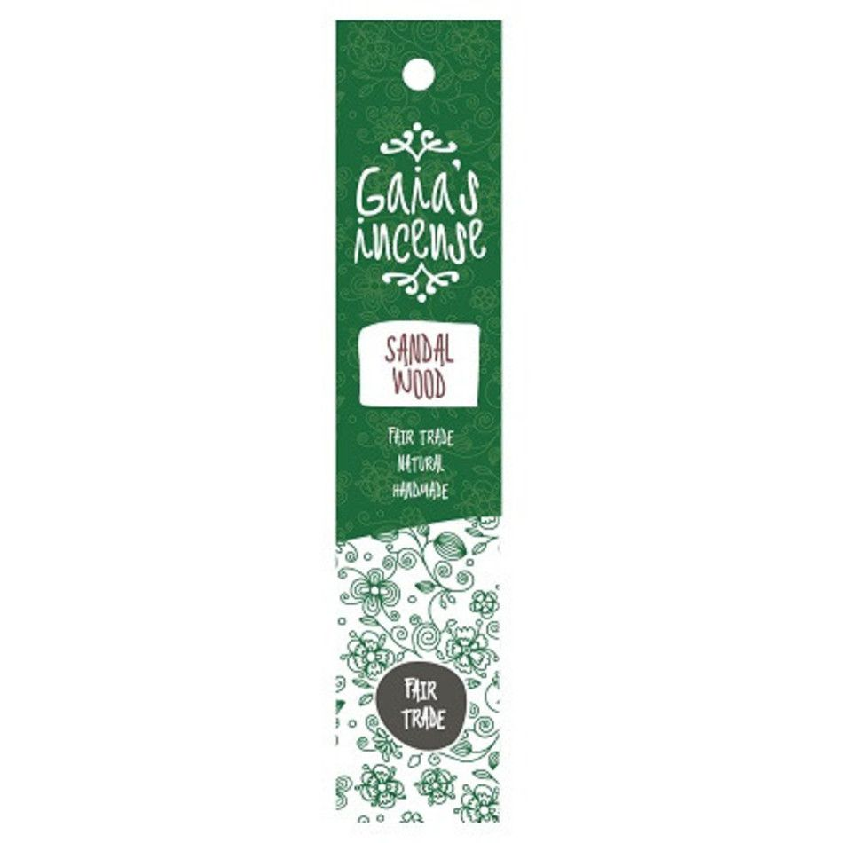 Sandalwood Gaia's incense