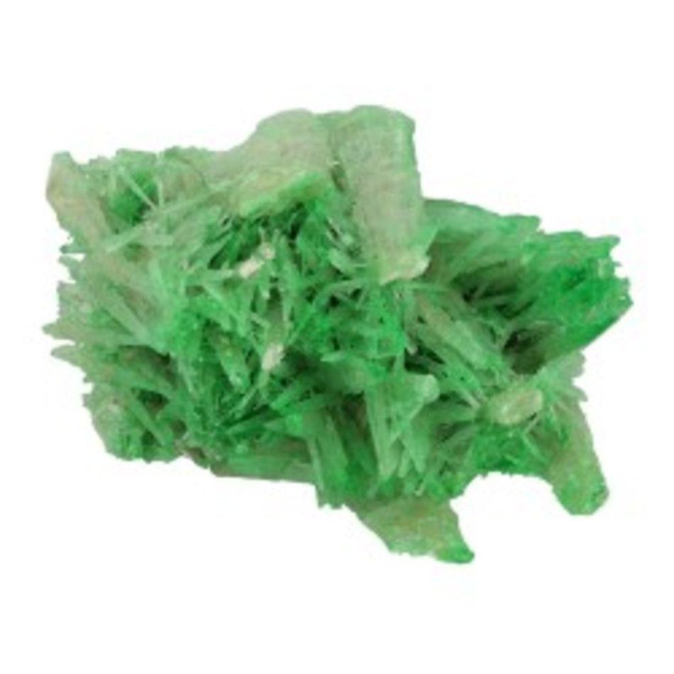 Seleniet groen gekristalliseerd nr.1