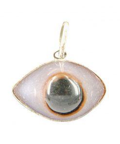 Shiva eye edelsteen hanger