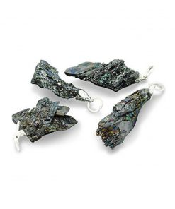 Siliciumcarbide edelsteen hanger