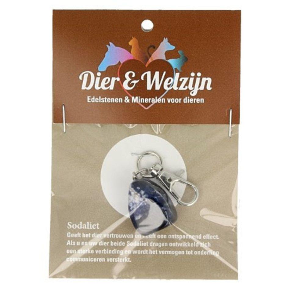 Sodaliet halsband hanger Dier & Welzijn