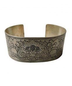 Tibetaanse armband breed