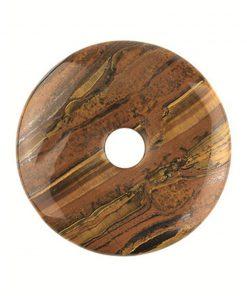 Tijgeroog donut 30 mm