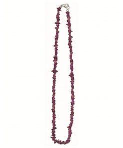Toermalijn paars splitketting