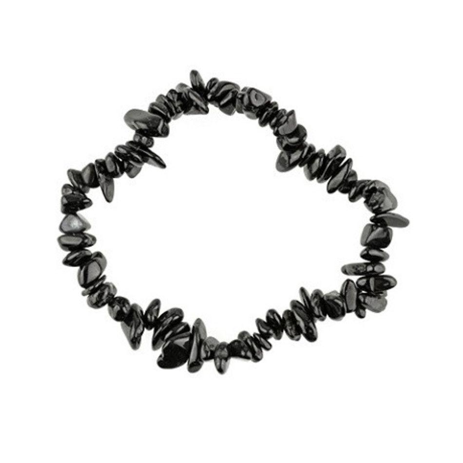 Toermalijn zwart splitarmband