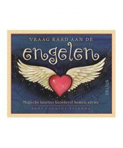 Vraag raad aan de engelen - kaarten