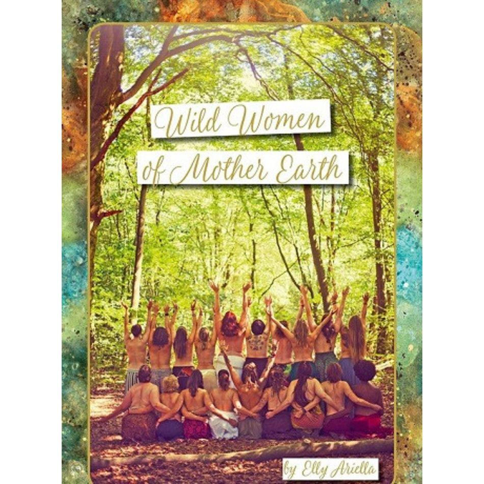 Wild Women of Mother Earth - kaarten