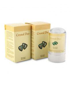 Zoutsteen deodorant