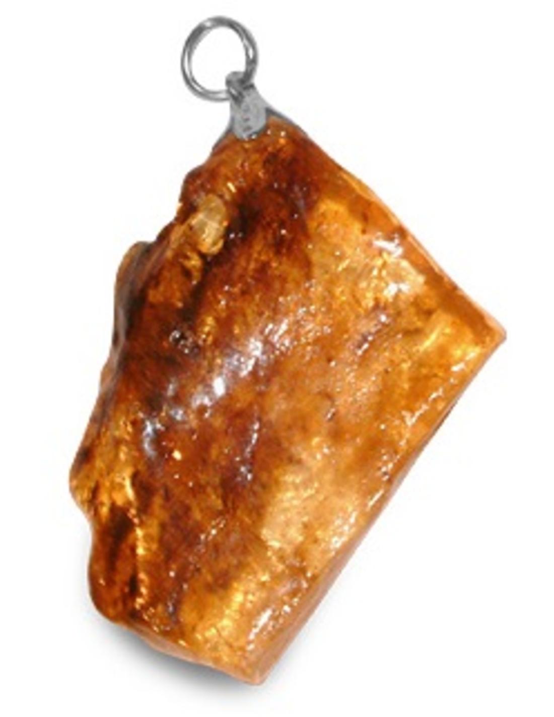 Copal edelsteen hanger