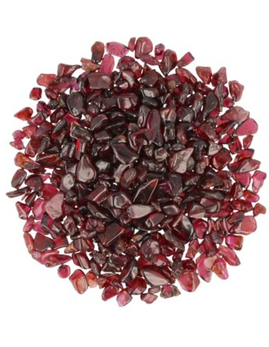 Granaat 100 gr. trommelstenen (mt1)