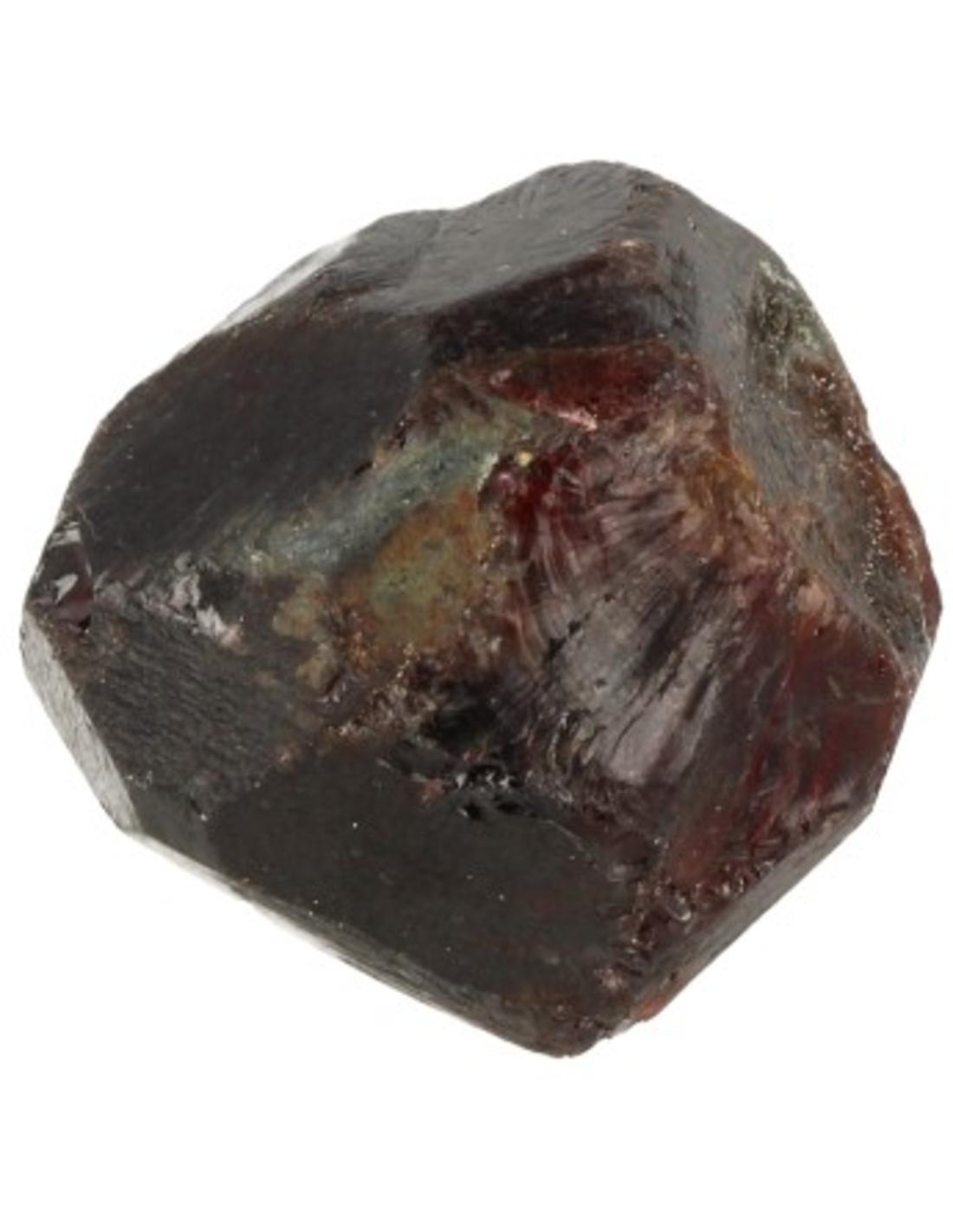Granaat kristal ruw, ca. 25 mm