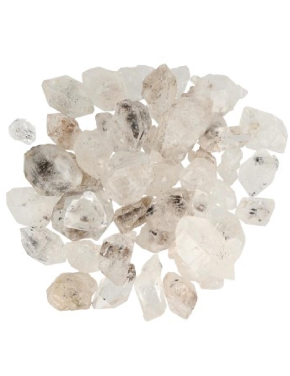 Herkimer diamant ruw 500 gr.