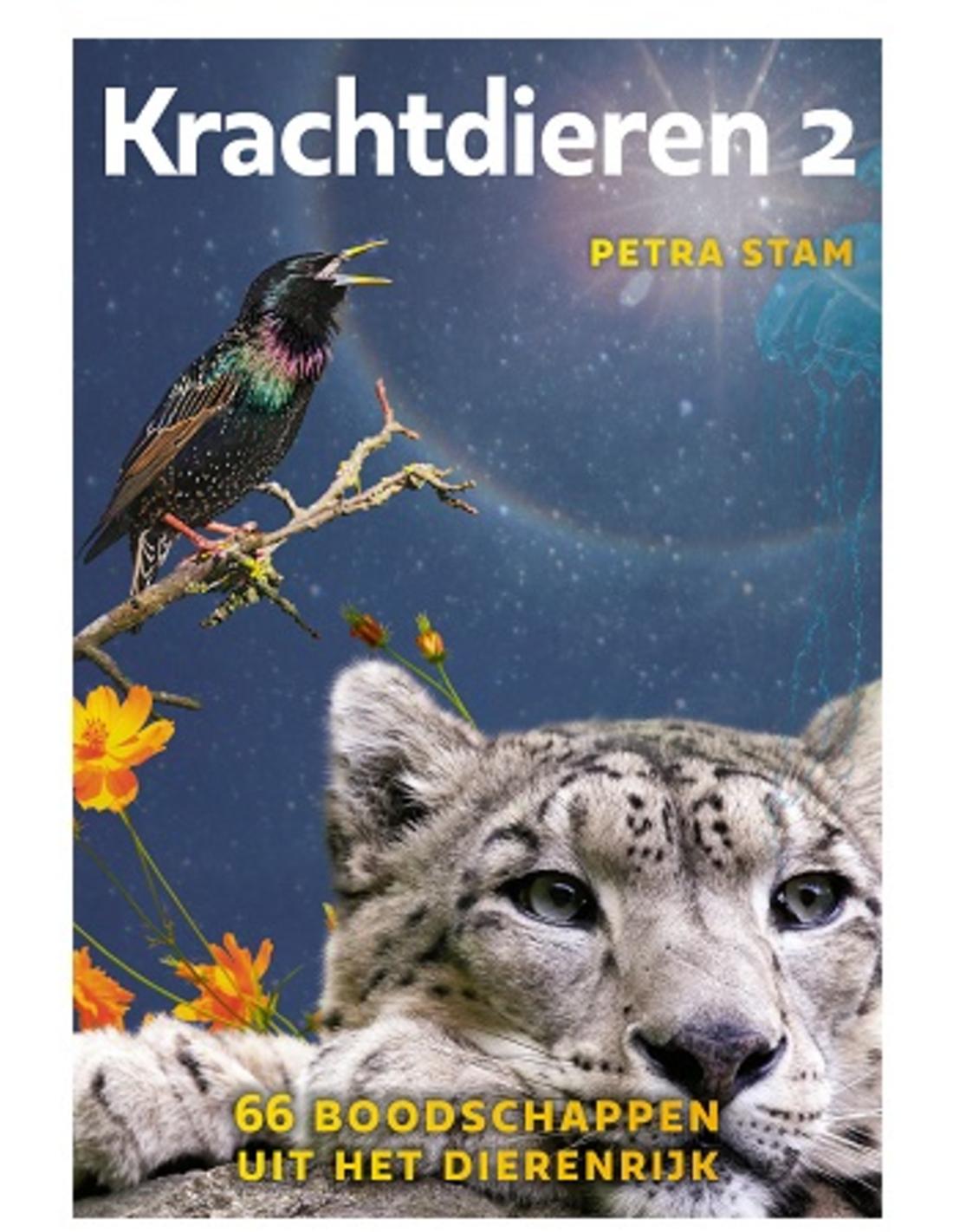 Krachtdieren kaarten set 2