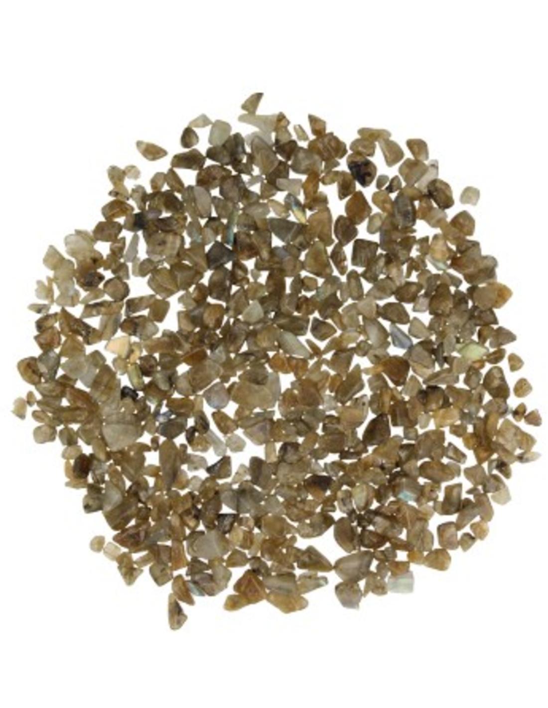 Labradoriet 1 kg. trommelstenen (mt1)