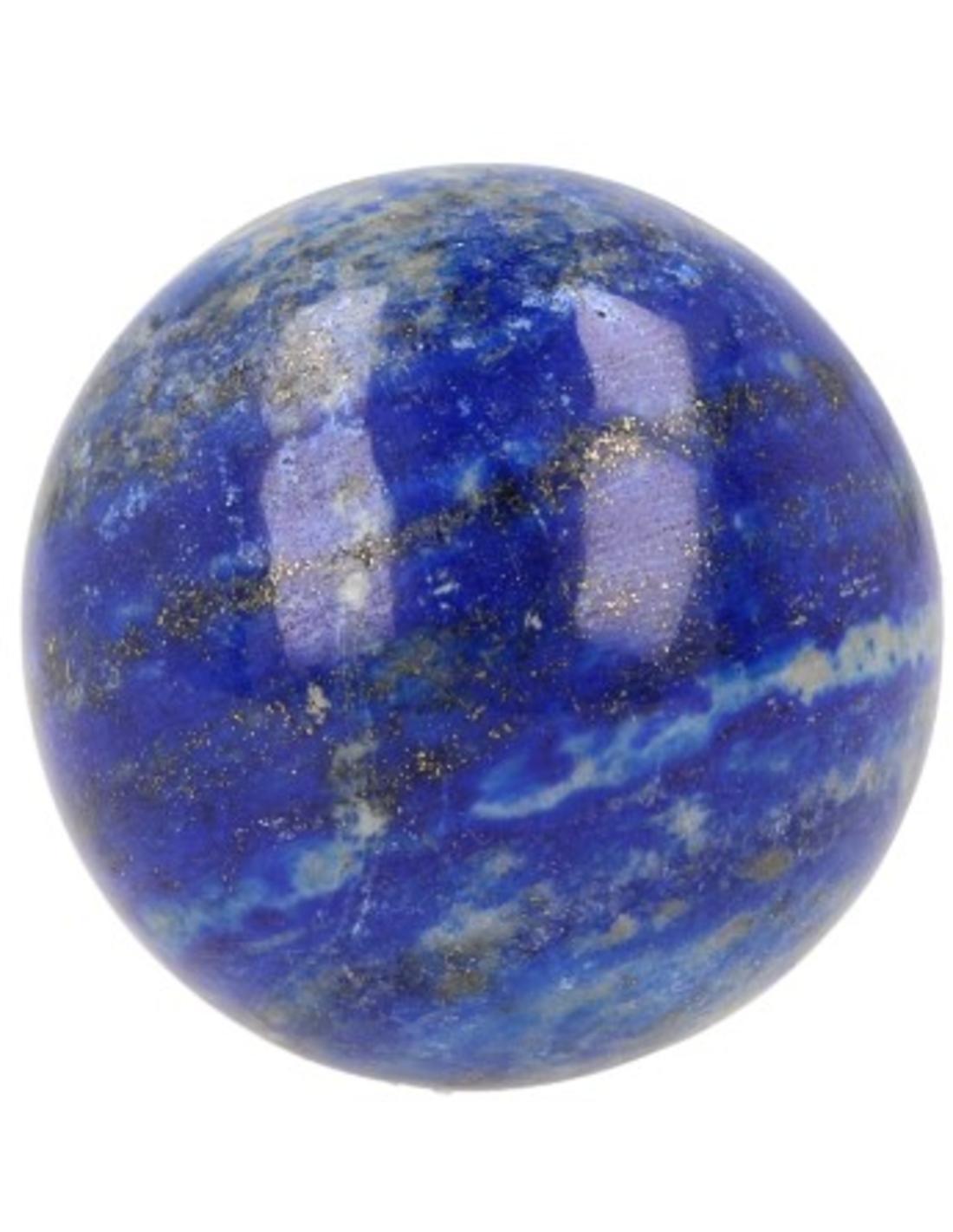 Lapis Lazuli 50-55 mm edelsteen bol