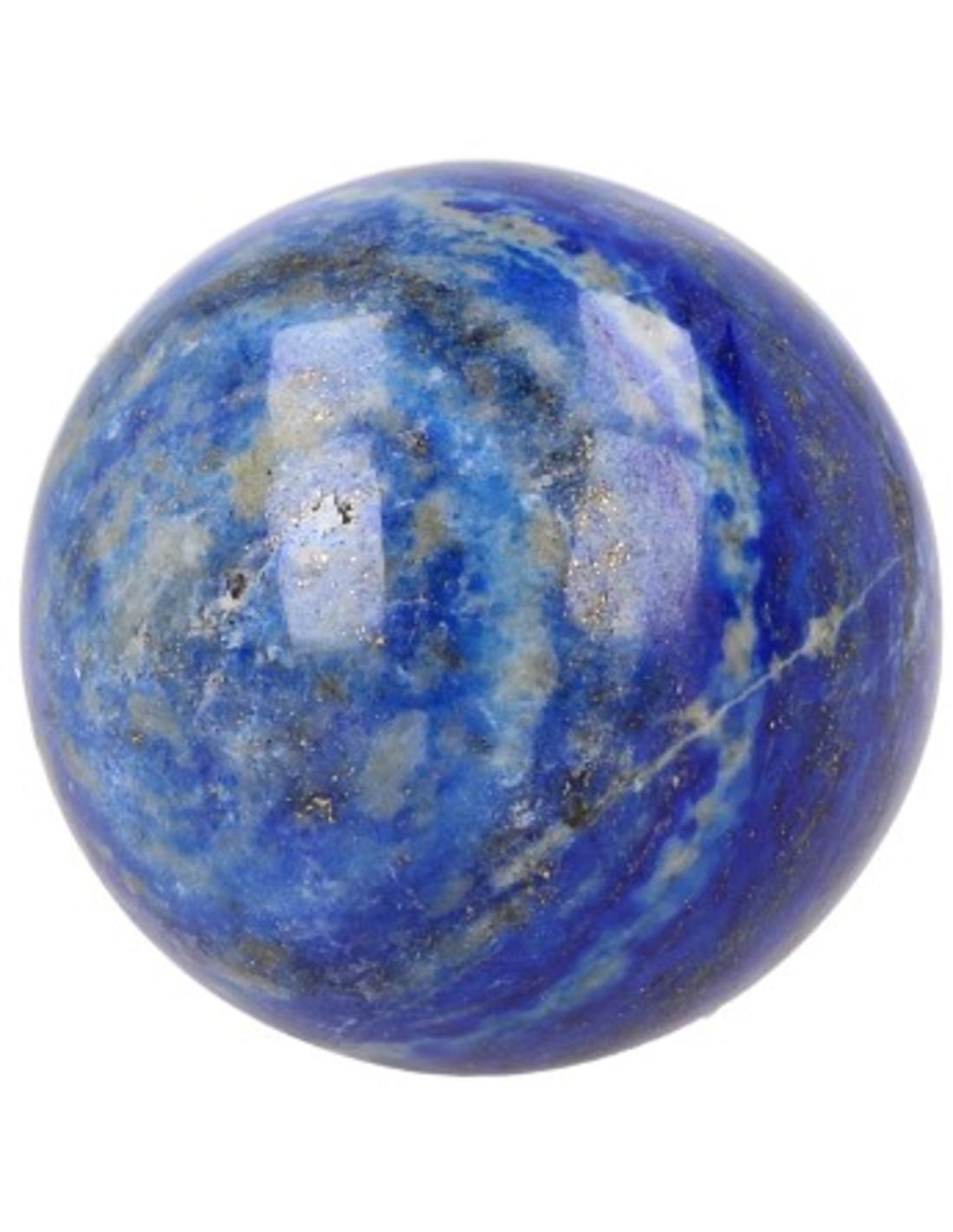 Lapis Lazuli edelsteen bollen, p/kg