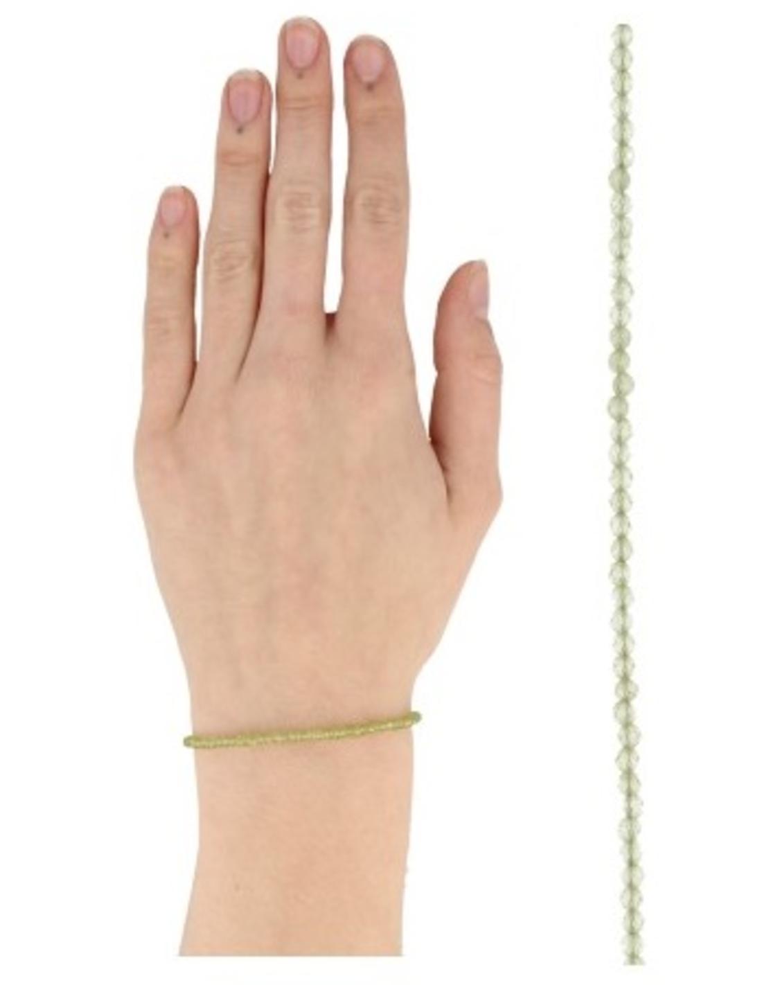 Peridoot summer vibes armband