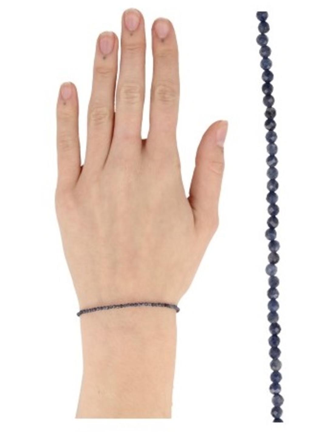 Saffier summer vibes armband