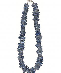 Aqua Aura collier (gecoat)