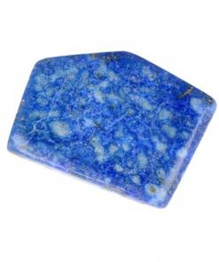 Lapis Lazuli zaksteen hoekig A