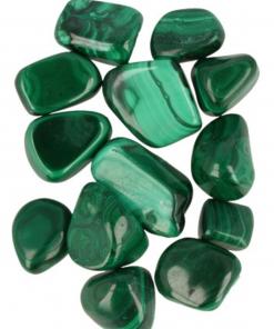 Malachiet 250 gr.trommelstenen (mt3)